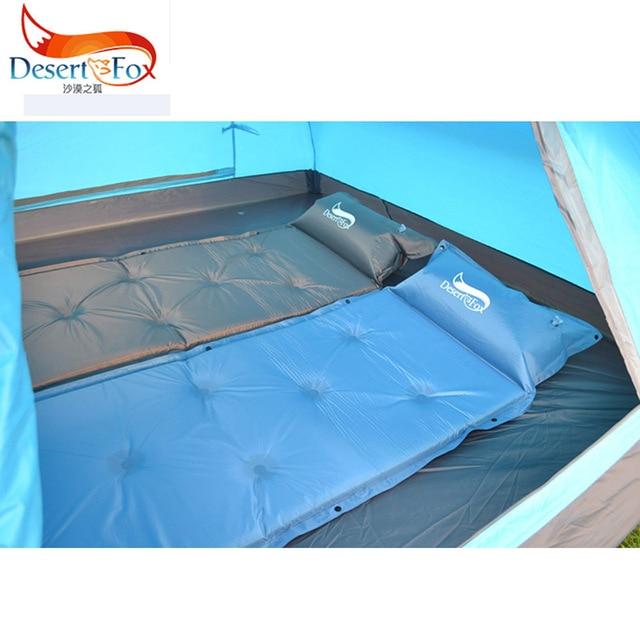matelas camping 3 places