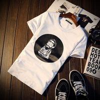 Fitness Shirt 6Xl Plus Size Mens Superman T Resident Evil 3D Shirts Summer Men T Shirt