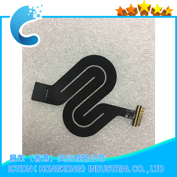 Original New A1534 Touchpad Trackpad Ribbon Flex Cable for Apple Macbook 12 Retina A1534 Touchpad Flex Cable 821-1935-A