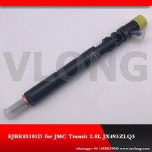 Подлинный и абсолютно EJBR03301D инжектор Common Rail в сборе 3301D для пересылки службой JMC 2.8L Van(114bhp), 4JB1TCI Евро 3