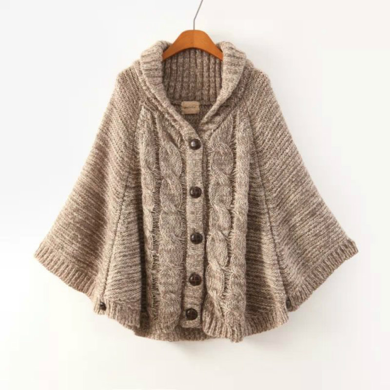 Popular Chunky Sweater Coat-Buy Cheap Chunky Sweater Coat lots ...