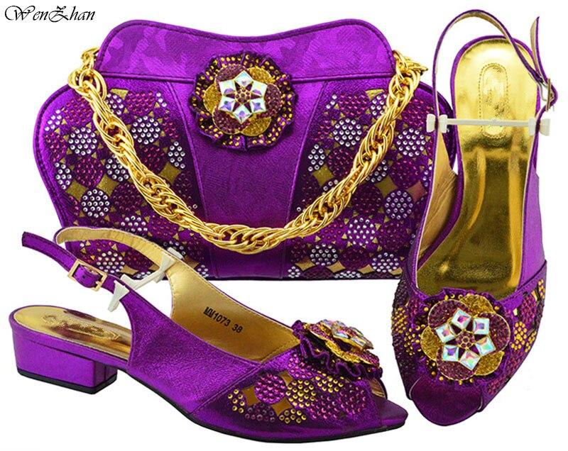 Appliques Femmes Qualité Africaines Ensemble Sac 18 Avec Couleur B88 Pour Décoré Nouveau Vin Et Mode Fête Chaussures La Top w7q4Pap