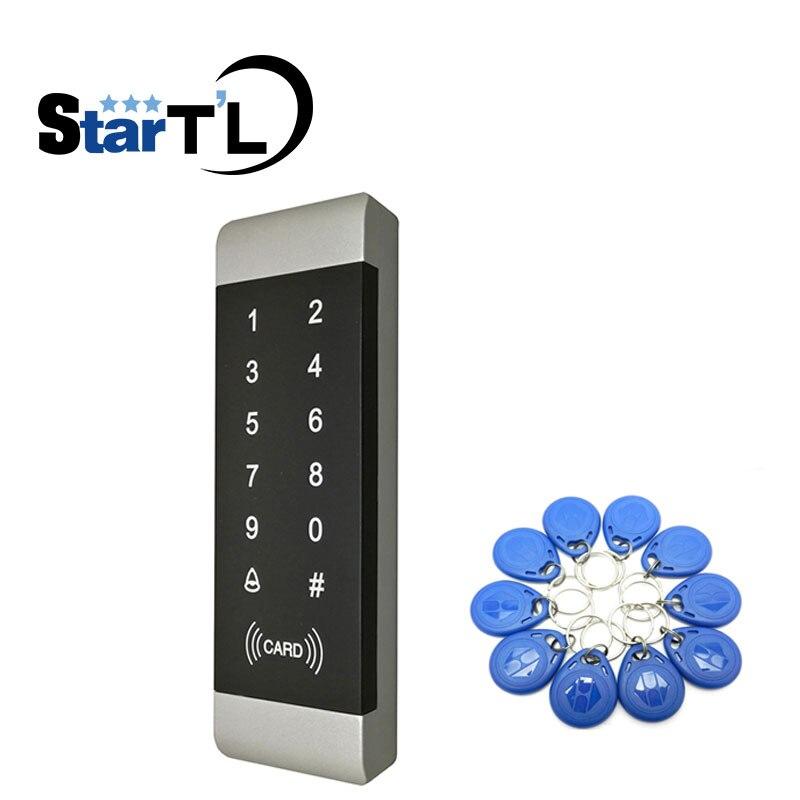 New RFID Proximity Entry Door Lock Access Control Door Opener Touch Keypad Access Controller Narrow Frame Door sparepart apple mouse battery bay access door new mspa2012 922 8794 new