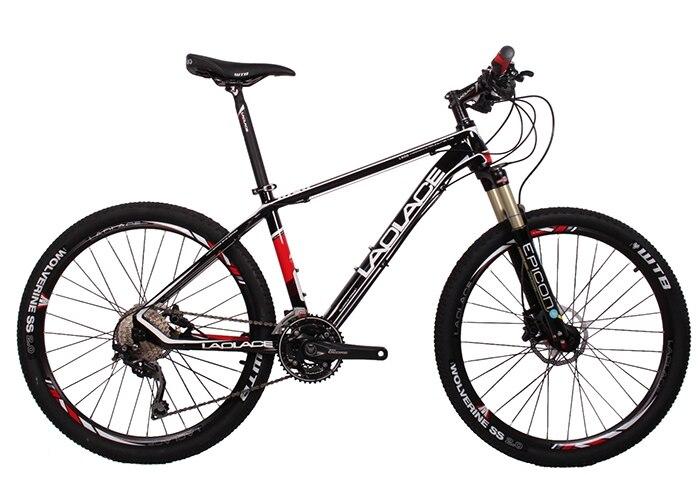 LAPLACE L500 Velocidad carretera mountain bike 30 velocidad 26 pulgadas de doble