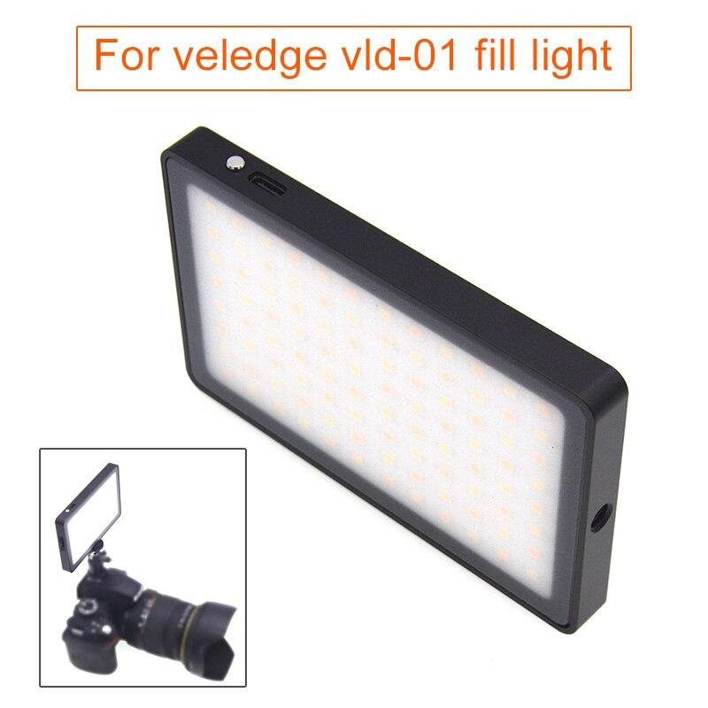 Lumière de remplissage de Photo d'appareil-Photo avec l'affichage magnétique de LED O 96 LED pour la vidéo d'appareil-Photo de DSLR SL @ 88