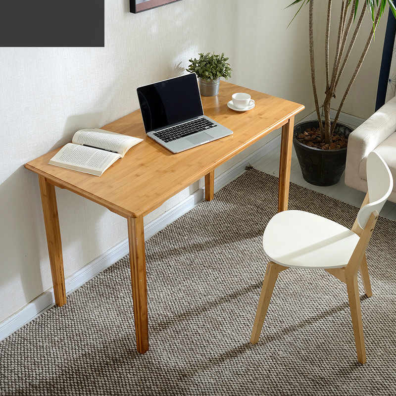Desk Small Wooden Table Simple