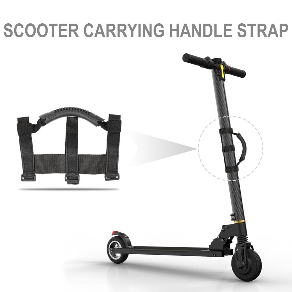 Handle Strap Electric Scooter Hand Carrying Outdoor Labor Saving Universal for Ninebot ES1 ES2 ES3 ES4 Scooter Accessories 2019