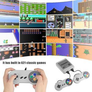 8Bit Retro Gaming Console AV/H