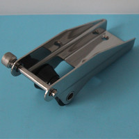Bow Anchor Roller Stainless Steel Self Launching Heavy Duty Bow Roller 8 7 8