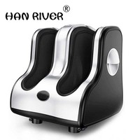 Automatic pedicure machine home leg steps foot point meter crus plantar foot electric kneading massager