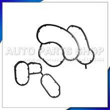 ФОТО auto pairs high  engine parts Oil pump gasket  BMW E46 E90 11427508970 11427508971