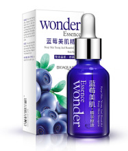 BIOAQUA 15ML Blueberry Wonder Essence For Face Skin Care Effect Plant Extract Anti Wrinkle Facial Serum Sodium Hyaluronate Serum bioaqua blueberry wonder essence for face skin care effect plant extract anti wrinkle facial serum sodium hyaluronate serum