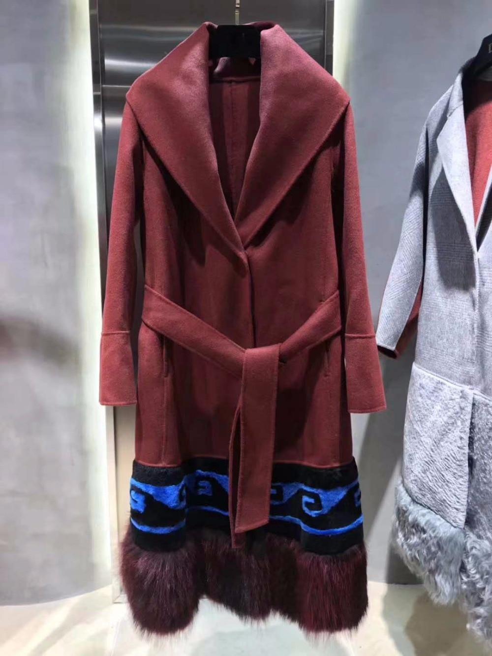 Doudoune Femme Inviemo Laine Femmes Mode Street Abrigos 2018 Manteau D'hiver Casaco High Feminino Mujer 7wWwZBqa1