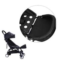 Baby Yoya Stroller Extended Footrest Set Yoyo Yuyu Pram Stroller Accessories Carriage Foot Holder Rest Board EXTENSION FOOTMUFF