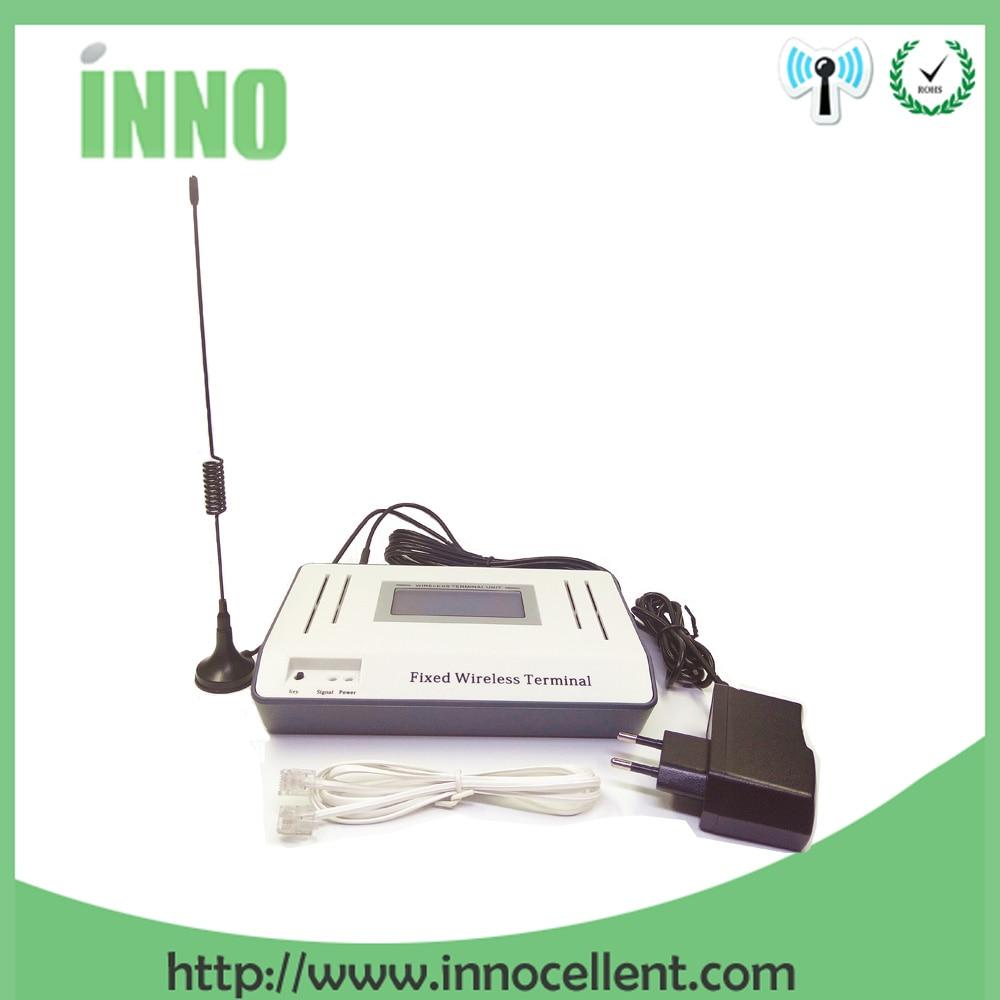 3 шт. GSM900/1800 мГц Беспроводные терминалы LED/ЖК-дисплей Дисплей подключения настольного телефона, стабильный сигнал