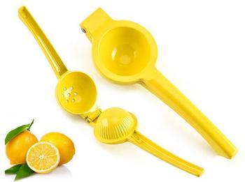 20pcs Lemon squeezer Hand Press Manual Juicer Orange Lime Squeezer Aluminum alloy fresh juice tools