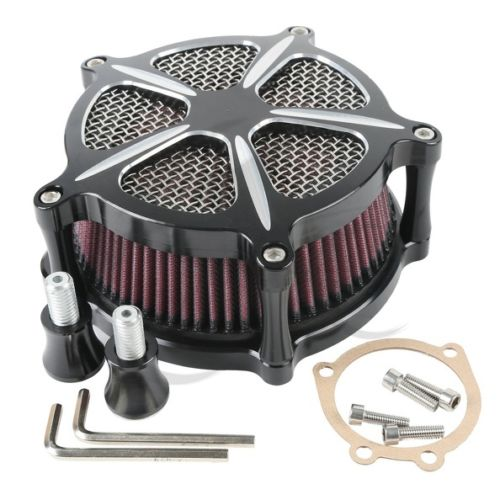 Air Cleaner Speed 5 For Harley Sportster Models XL1200 XL883 1991-2018 92 93 Iron 883 09-16 Seventy Two 48 72 12-16 new motorcycle brake clutch lever assembly for harley sportst 883 1200 xl883 xl1200 48 72 iron superlow 2014 2015 2016 2017