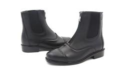 Aoud Reiten Stiefel Reit Stiefel Voll Leder Hohe Qualität Zipper Schuhe Männer Frauen Paardrijden Laarze Pferd Hootsn Halter