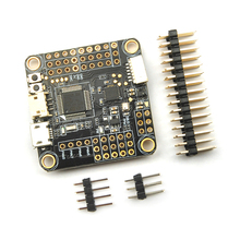 JMT OMNIBUS F3 AIO Flight Controller Board with Built-in OSD STM32 F303 MCU Microcontroller SD Card Slot for FPV Mini Drone