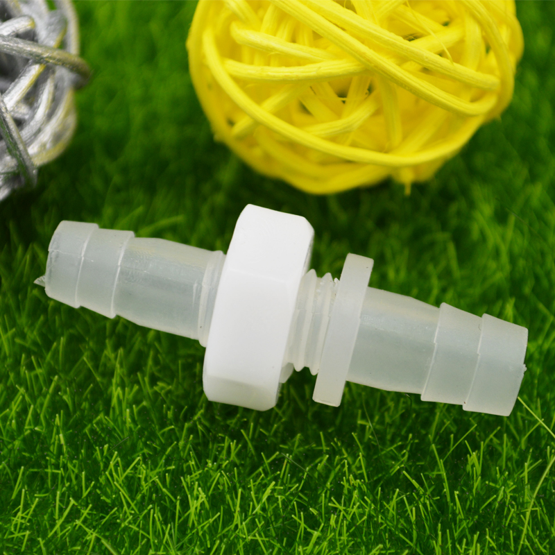 Ant Farm Expansion Connector With Nut For 10mm Outer Hormigueros Acrilico Acrylic Ant Nest