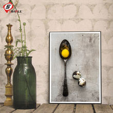 Kitchen Poster Modern Wall Art Canvas Painting Cuadros Decoracion Wall Pictures For Living Room Nordic Poster Paintings No Frame(China)