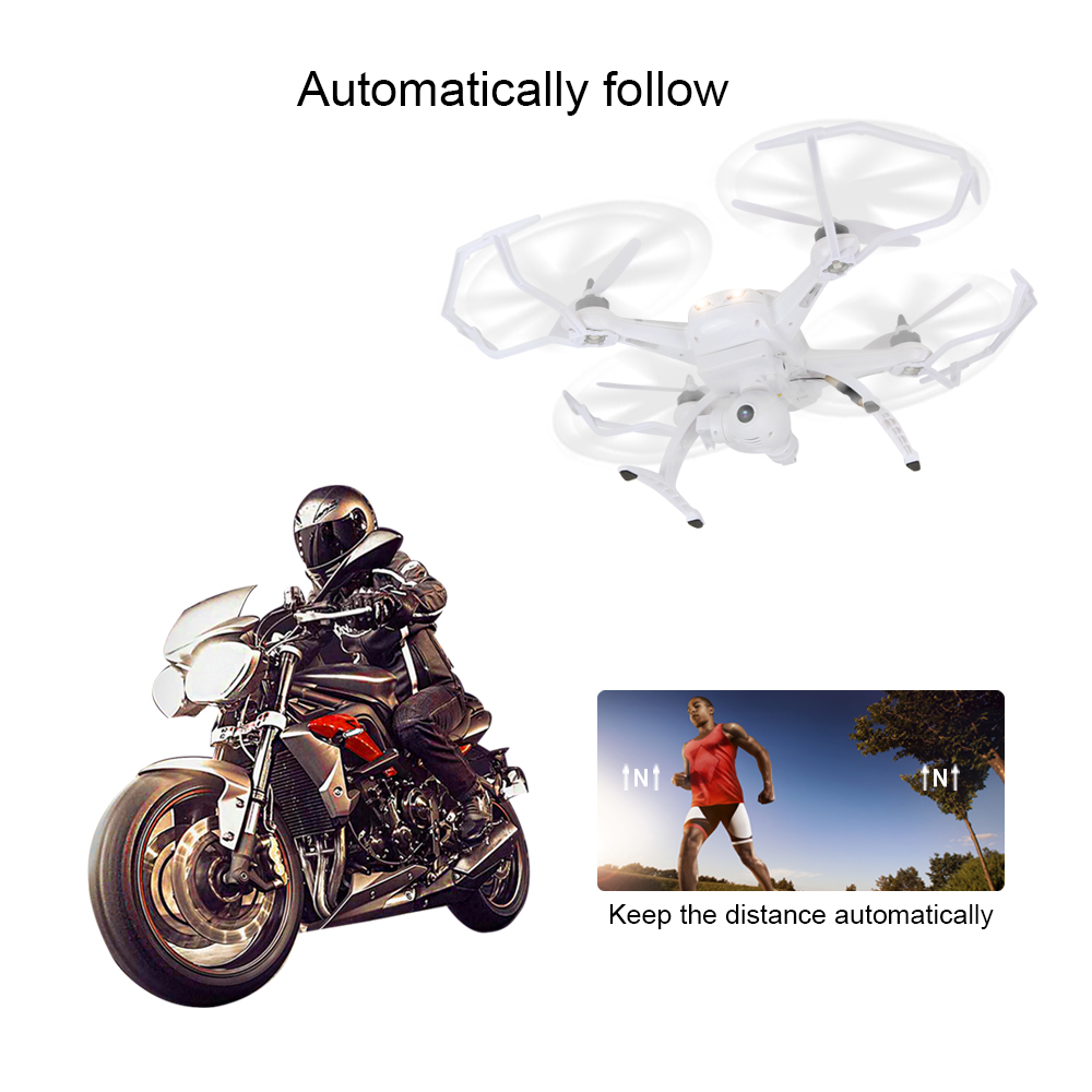 AOSENMA CG035 5.8G FPV RC Quadcopter Helicopter Drone Double GPS Brushless Motor With 1080P HD Gimbal Camera Follow Me Mode-3