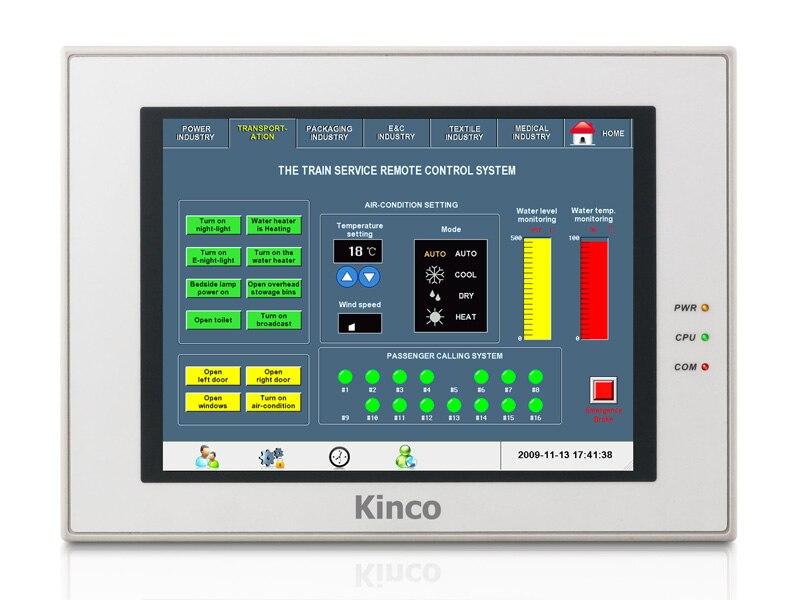Kinco MT5423T-MPI 8 TFT HMI ,HAVE IN STOCK, FAST SHIPPING kinco sz7s 7 tft hmi have in stock