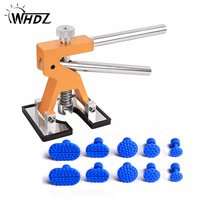 WHDZ PDR Tools Golden Dent Lifter For Car Dent Removal Kit Paintless Dent Repair Auto Car
