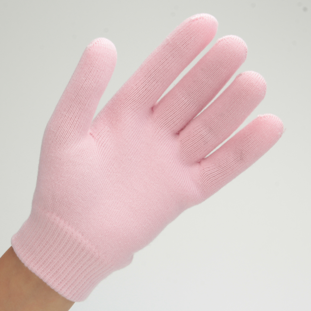 1 Pair SPA Moisturising Gel Gloves Hand Mask Dry Hard Skin Therapy Hand Mask Dry Hard Skin Hand Care Therapy Glove Hands Care