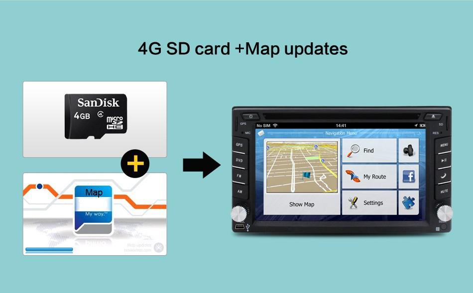 Stop118 Qashqai din GPS 12