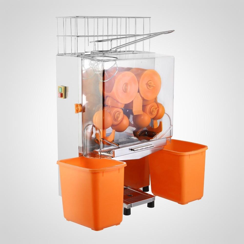 Precio Barato Granadas Limones Naranja Máquina Exprimidor Hogar Y Comercial De Acero Inoxidable Y Plástico De La Pc 120 W Los Clientes Primero