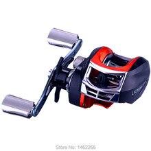 WOEN LK3000 Water droplets wheel 15BB Magnetic speed reduction Fishing reel Brake force 6KG CNC metal rocker