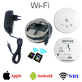 15M 10M 5M WiFi RGB Led Strip Light Waterproof 5050 SMD 30Led/M   Ribbon IP65 Led Tape + WiFi Controller with Music Mode