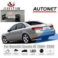 JiaYiTian מבט אחורי מצלמה עבור יונדאי הסונטה NF 2005 2004 ~ 2009 2006 ccd ראיית לילה גיבוי המצלמה חניה לוחית רישוי מצלמה