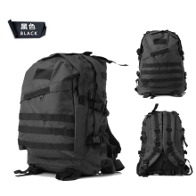 Multi function Tactical nylon backpack camouflage 40L Waterproof mens outdoor bag sport backpack camping molle tactical