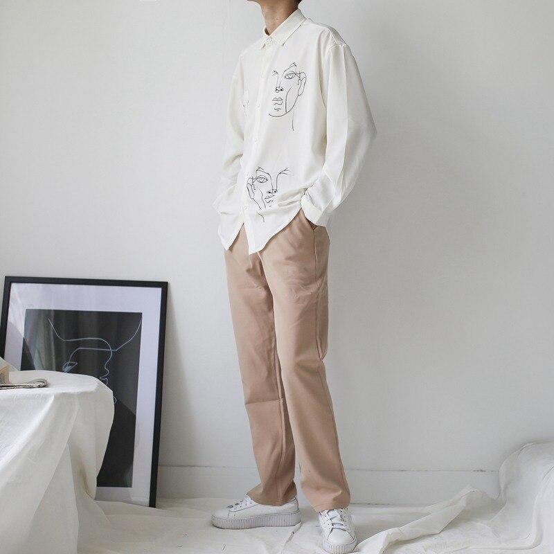 HTB11nZnbfvsK1Rjy0Fiq6zwtXXaw - New Summer Blouse Shirt Female Cotton Face Printing Full Sleeve Long Shirts Women Tops Ladies Clothing