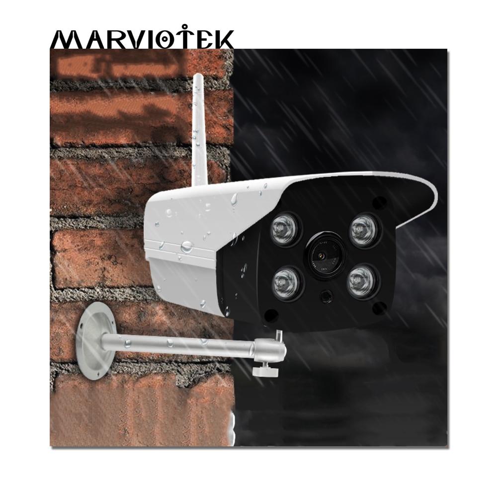 купить 720P 960P 1080P Wireless IP Camera Outdoor IR Cut Wifi Surveillance Waterproof CCTV Security Home IP Camera Wifi TF Card Slot по цене 1053.02 рублей