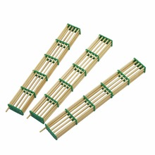 Free shipping Hot models Beekeeping Tools Five King Cage Prisoners Bamboo Beekeeping Equipment Wholesale