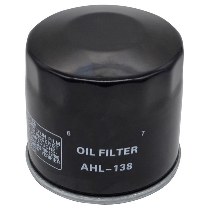 Oil Filter For SUZUKI VS700 INTRUDER 700 1987 1988 VS750 INTRUDER 750 1987-1991 VS800 VS 800 1992-2009 VX800 VX 800 GSX1300