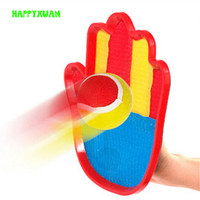 Palms Sticky Target Disk Indoor And Outdoor Toys Throwing Sticky Sucker Disc Ball