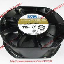 AVC DB15051B48U-006 DC 48 В 2.30A 150x150x51 мм серверный Вентилятор охлаждения