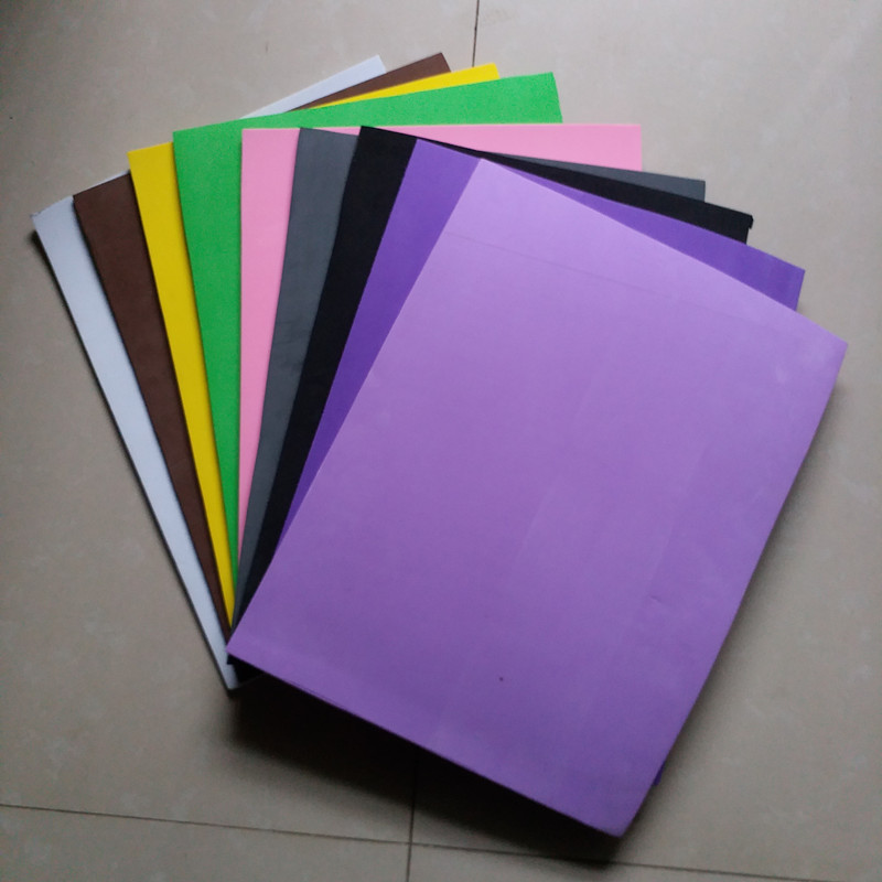 5mm Craft Eva Easy To Cut,Punch Sheet,Handmade Material Cosplay Material 25*33cm