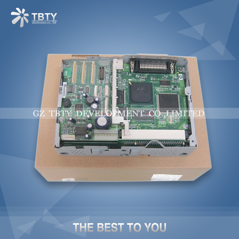 100% Guarantee Main Formatter Board For HP DesignJet 120 110 100 Mainboard Free Shipping On Sale free shipping main board for brother mfc 240c mfc 240 mfc 240c 240 formatter board mainboard on sale