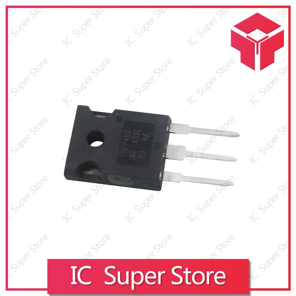 10pcs IRFP460N IRFP460 IRFP460A IRFP460Z IRFP460LC TO 247 20A 500V Power MOSFET transistor-in Transistors from Electronic Components & Supplies