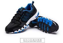 2018 новый корейский вариант; спортивные туфли Для мужчин обувь четыре сезона обувь, плотно сидящая на ноге