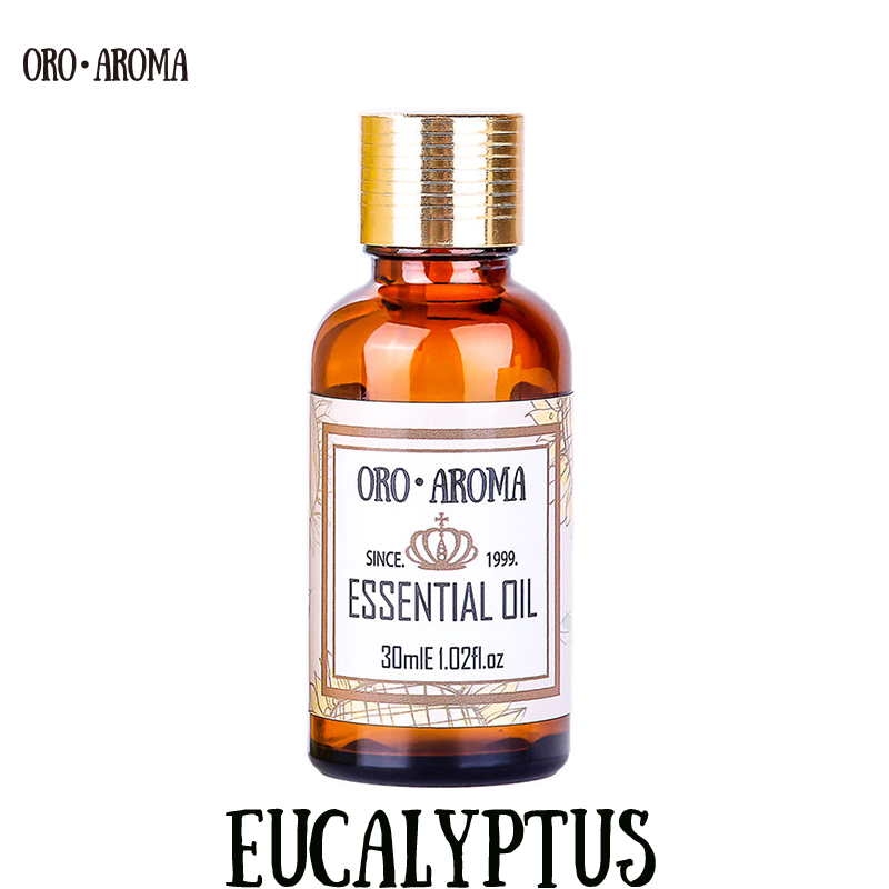 Famous Brand Oroaroma Eucalyptus Oil Relieve Nasal Congestion Headache Eliminate Muscle Ache Eucalyptus Essential Oil