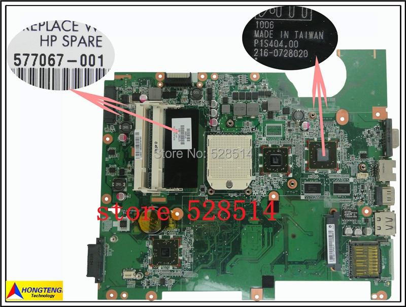 original 577067-001 for HP Compaq Presario CQ61 motherboard laptop board 100% Test ok original 577067 001 for hp compaq presario cq61 motherboard laptop board 100