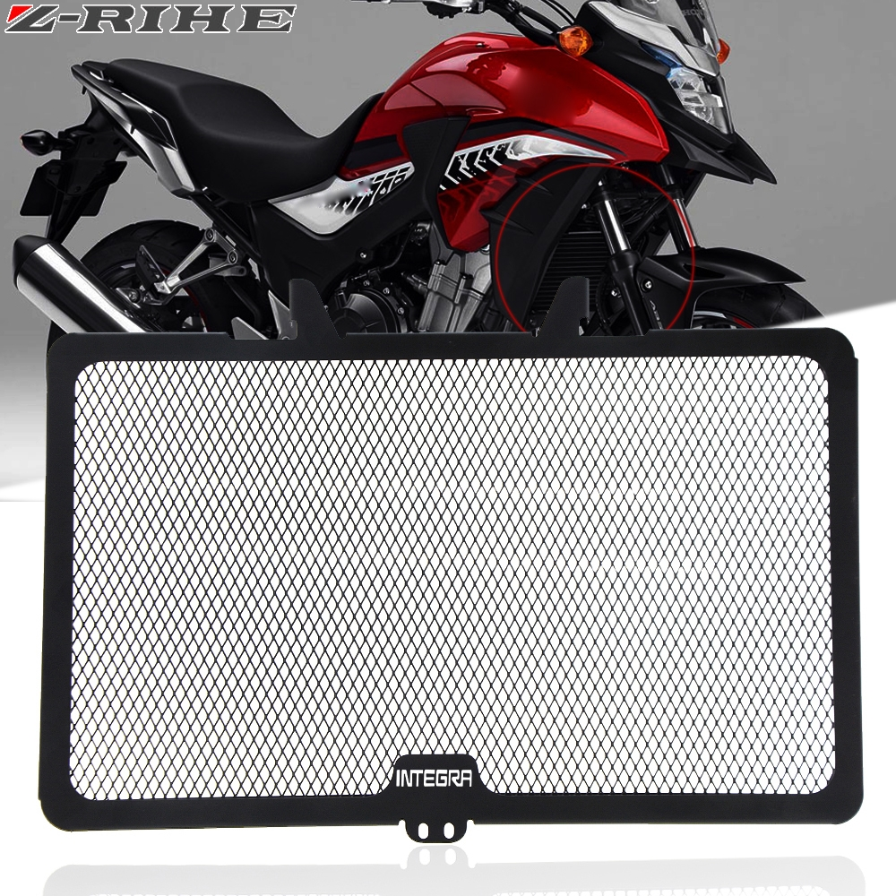 Motorcycle CNC Radiator Guard Protector Grille Grill Cover FOR <font><b>Honda</b></font> <font><b>Integra</b></font> <font><b>700</b></font> 2012 2013 2014 <font><b>Integra</b></font> 750 2015 2016 2017 2018 image