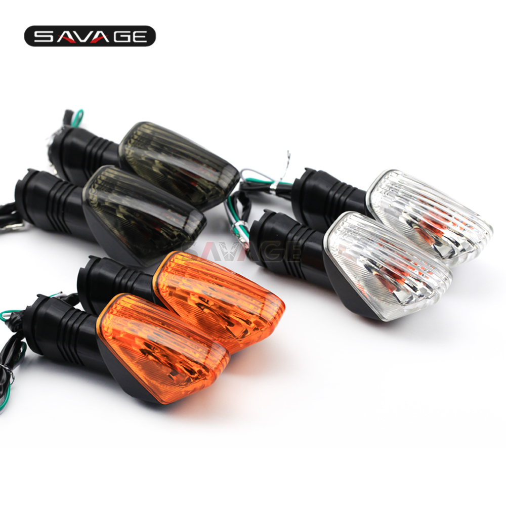Rear Turn Signal Indicator Blinker Light For SUZUKI DL650 DL1000 V-Strom 04-12