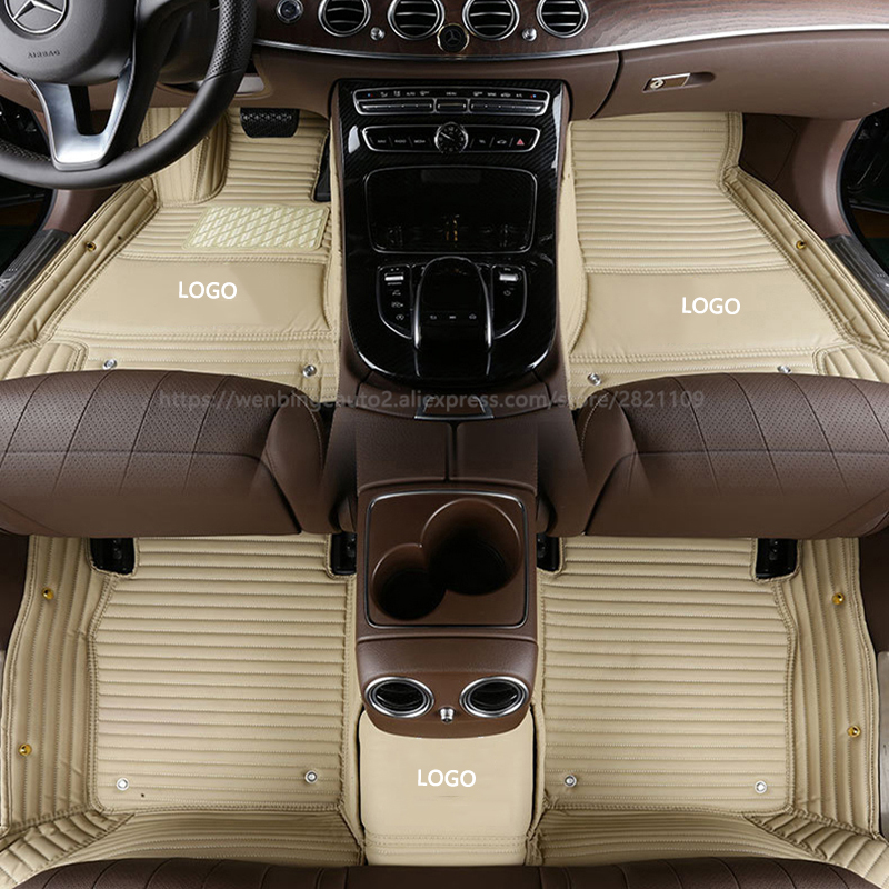 Custom Car Floor Mat For Nissan All Model D22 Gt R Fuga